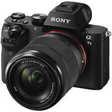 Alpha a7II Mirrorless Digital Camera with FE 28-70mm f/3.5-5.6 OSS Lens Image 0