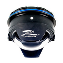 Zen Underwater | 4 In. Glass Dome Port for Canon 8-15 Nauticam With Removable Shade | DP100N120CR