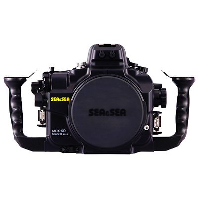 Underwater Housing for Canon 5D Mark III V2 Image 0
