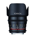 Rokinon | 50mm T1.5 AS UMC Cine DS Lens for Nikon F Mount | DS50M-N