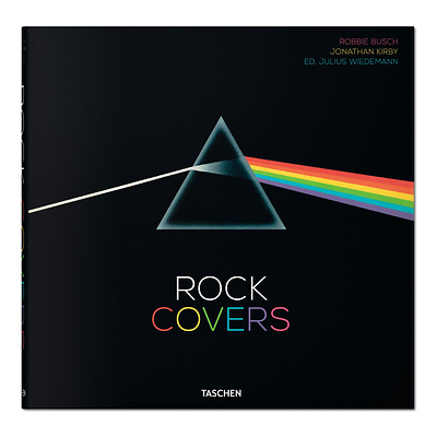 Rock Covers - Hardcover Image 0