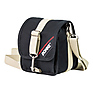 Trekker Ruggedwear Shoulder Bag (Black/Sand)