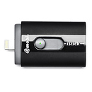Sanho | 8GB iStick USB Flash Drive (Black) | SAIS008BLACK