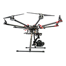 DJI | Spreading Wings S1000 Octocopter with Gimbal for Canon 5D Mark III | S1000A25DMKIII