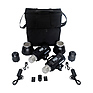 Baja B4 Battery Powered 2-Monolight Kit with Case