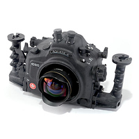 Aquatica | AD810 Housing For The Nikon D810 Camera with Dual Optical Strobe Connectors | 20070-OPT