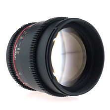85mm T1.5 AS IF UMC Cine Lens for Canon EF  - Pre-Owned Image 0