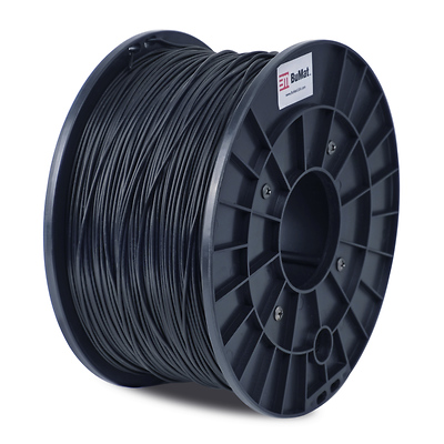 1.75mm ABS Filament (Black) Image 0