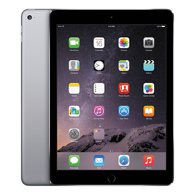 64GB iPad Air 2 (Wi-Fi Only, Space Gray) Image 0