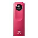 Ricoh | Theta m15 Spherical Digital Camera (Pink) | 003