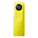 Ricoh | Theta m15 Spherical Digital Camera (Lime) | 004