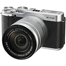 Fujifilm | X-A2 Mirrorless Digital Camera with XC 16-50mm f/3.5-5.6 OIS Lens (Silver) | 16455116