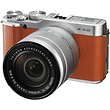 X-A2 Mirrorless Digital Camera with XC 16-50mm f/3.5-5.6 OIS Lens (Brown)