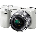 Sony a6000 Mirrorless Digital Camera with lens