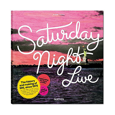 Saturday Night Live - Hardcover Image 0