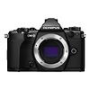 OM-D E-M5 Mark II Micro Four Thirds Digital Camera Body (Black)