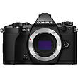 OM-D E-M5 Mark II Micro Four Thirds Digital Camera Body (Black)
