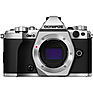 OM-D E-M5 Mark II Micro Four Thirds Digital Camera with 12-50mm Lens (Silver) Thumbnail 0