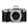OM-D E-M5 Mark II Micro Four Thirds Digital Camera Body (Silver)