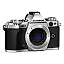 OM-D E-M5 Mark II Micro Four Thirds Digital Camera with 12-50mm Lens (Silver) Thumbnail 1
