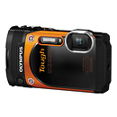 Stylus Tough TG-860 Digital Camera (Orange)