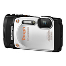 Stylus Tough TG-860 Digital Camera (White)