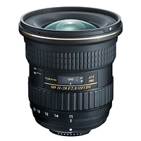 Tokina 11-20mm Lens with Nikon F Mount