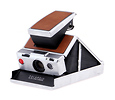 SX-70 Camera - Brown Leather #163563 (Used)