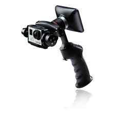 Adventure Camera Stabilizer for GoPro HERO Cameras Image 0
