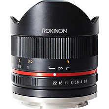 8mm f/2.8 UMC Fish-Eye II Lens (Fuji X-Mount) Image 0