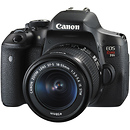 EOS Rebel T6i Digital SLR Camera with EF-S 18-55mm f/3.5-5.6 IS STM Lens