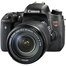 Canon EOS Rebel T6s DSLR with 18-135mm Lens