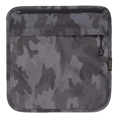 Switch Cover 7 (Black and Gray Camouflage) Image 0