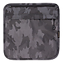 Switch Cover 7 (Black and Gray Camouflage)