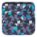 Tenba | Switch Cover 7 (Blue and Gray Geometric) | 633-314