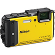 COOLPIX AW130 Waterproof Digital Camera (Yellow)