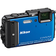 COOLPIX AW130 Waterproof Digital Camera (Blue)