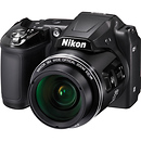 Nikon COOLPIX L840 Digital Camera Black