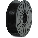 Flashforge 3D Printer ABS Filament (1.5 lb, Black)