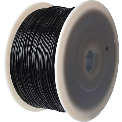 1.75mm Dreamer Series PLA Filament (1.5 lb, Black) Image 0
