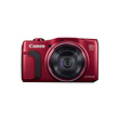 Powershot SX710HS Digital Camera (Red)