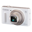 Canon | Powershot SX610HS Digital Camera (White) | 0112C001