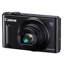 Canon | Powershot SX610HS Digital Camera (Black) | 0111C001