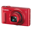 Canon | Powershot SX610HS Digital Camera (Red) | 0113C001