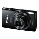 Canon | Powershot Elph 170IS Digital Camera (Black) | 0114C001