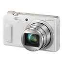 Panasonic | Lumix DMC-ZS45 Digital Camera (White) | DMCZS45W