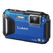 Lumix DMC-TS6 Digital Camera (Blue)