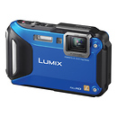 Panasonic | Lumix DMC-TS6 Digital Camera (Blue) | DMCTS6A