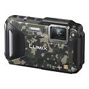 Panasonic | Lumix DMC-TS6 Digital Camera (Green Camouflage) | DMCTS6Z