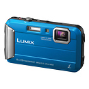 Panasonic | Lumix DMC-TS30 Digital Camera (Blue) | DMCTS30A